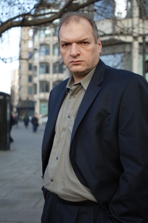 Jurij Felsztinski, źródło: Prószyński Media /
