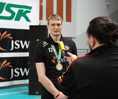 Jurij Gladyr: Udowodniliśmy, że bardziej chcieliśmy wygrać ten finał niż ZAKSA