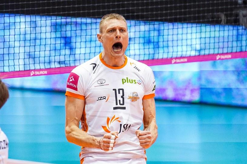 Jurij Gladyr /BORYS GOGULSKI / CYFRASPORT / NEWSPIX.PL /Newspix