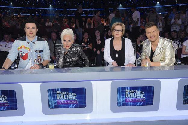 """Jurorzy """"Must Be The Music"""" wybrali półfinalistów show /MWMedia"""