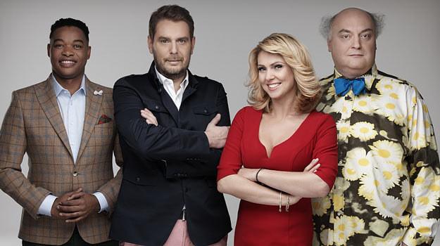 """Jurorzy programu """"Top Chef"""" mają apetyt na drugi sezon - fot. Voyo Bąkiewicz /Polsat"""