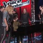 """Jurorzy """"The Voice"""" na scenie. Spontanicznie?"""