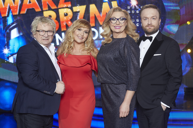 """Jurorzy """"TTBZ"""" (2017 r.) /Tomasz Zukowski /East News"""