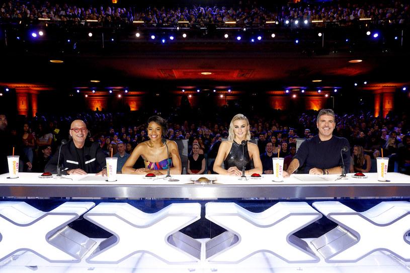 """Jury amerykańskiego """"Mam talent"""" /NBC /Getty Images"""