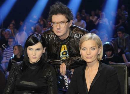 """Jury """"Mam talent"""": Agnieszka Chylińska, Kuba Wojewódzki, Małgorzata Foremniak /AKPA"""
