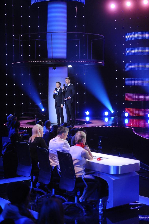 "Jury ""Mam talent"" /Jarosław Antoniak /MWMedia"