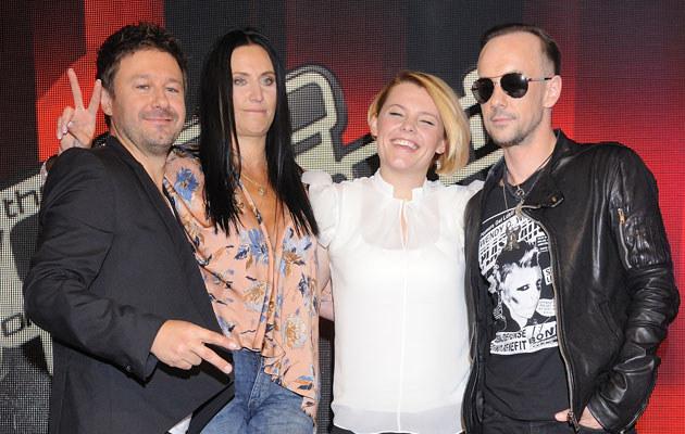 "Jury ""The Voice of Poland""  /MWMedia"