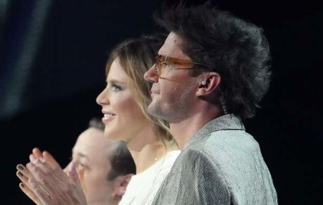 """Jury """"X-Factor"""", fot. Paweł Wrzecion  /MWMedia"""