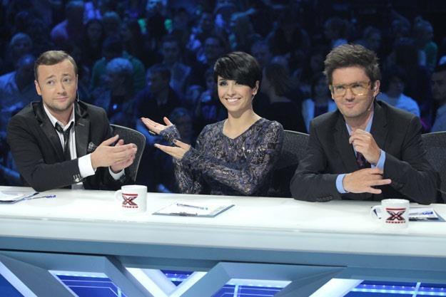 """Jury """"X Factor"""" pozostanie bez zmian? (fot. Paweł Wrzecion) /MWMedia"""
