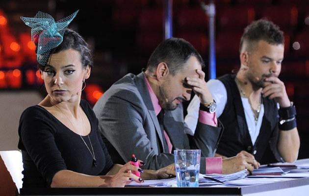 """Jury """"You Can Dance"""" w komplecie: Ania Mucha, Agustin Egurrola i Michał PirógFot.Paweł Przybyszewski  /MWMedia"""