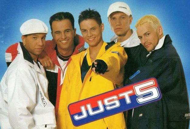 Just 5 to jak na razie najpopularniejszy polski boysband /