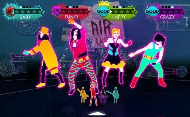 Just Dance 3 - motyw graficzny /Informacja prasowa