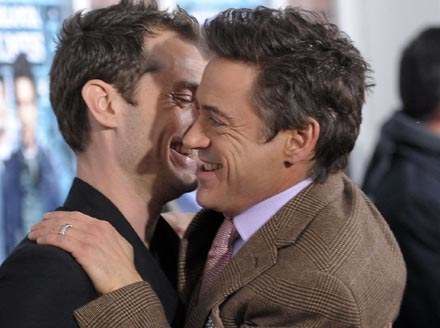 Just friends? - fot. Stephen Lovekin /Getty Images/Flash Press Media