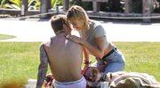 Justin Bieber i Hailey Baldwin przyłapani na czułościach w parku!