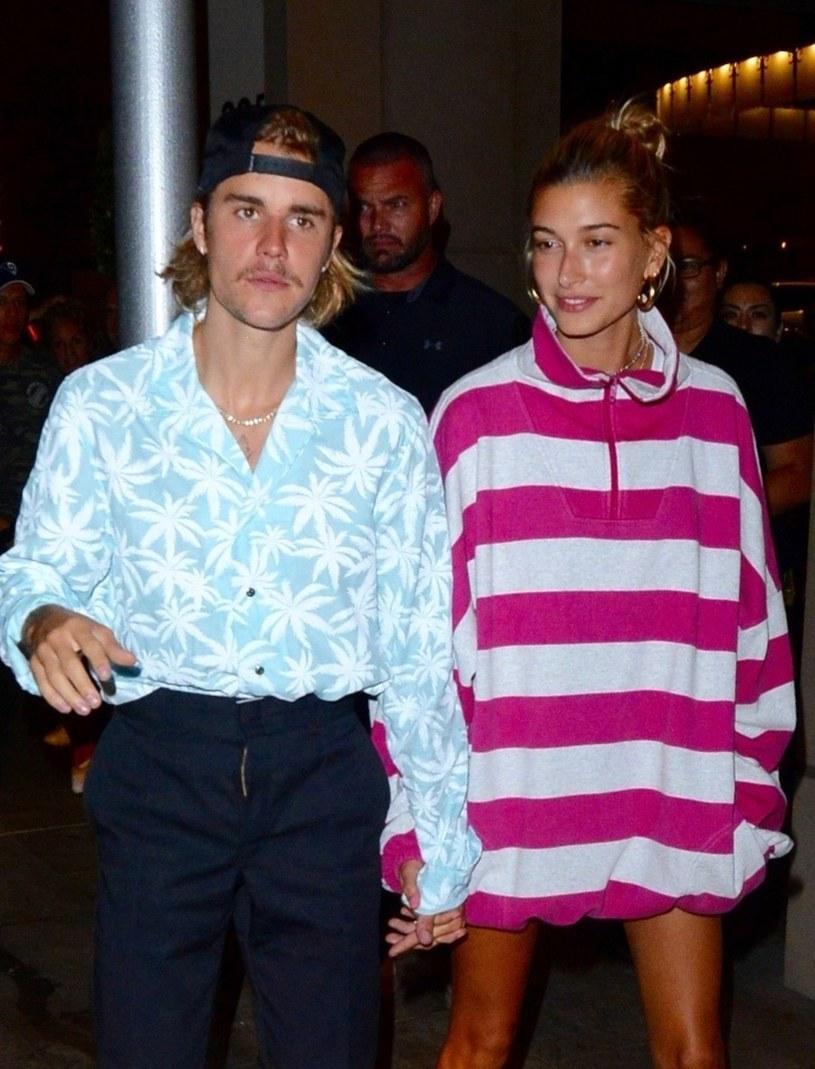Justin Bieber i Hailey Baldwin /Splash News /East News