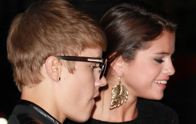 Justin Bieber i Selena Gomez /David Livingston /Getty Images