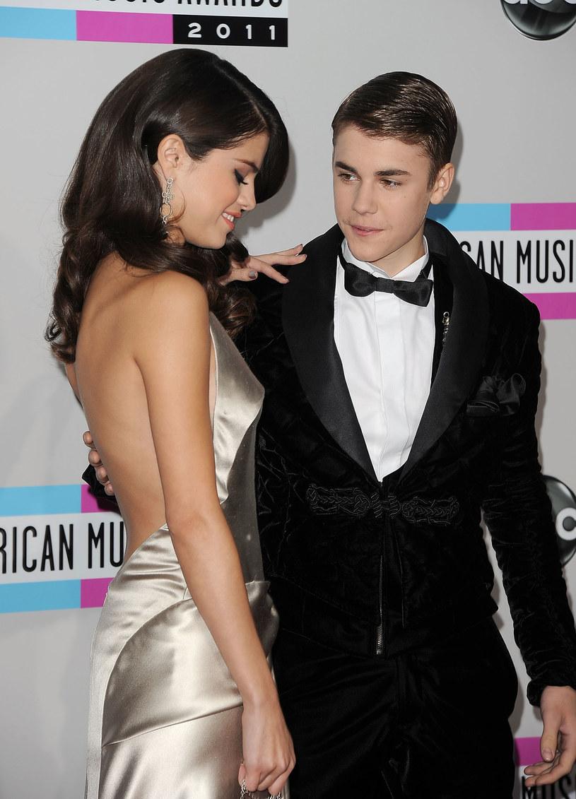 Justin Bieber i Selena Gomez /Jason Merritt /Getty Images