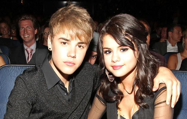 Justin Bieber i Selena Gomez /Christopher Polk /Getty Images
