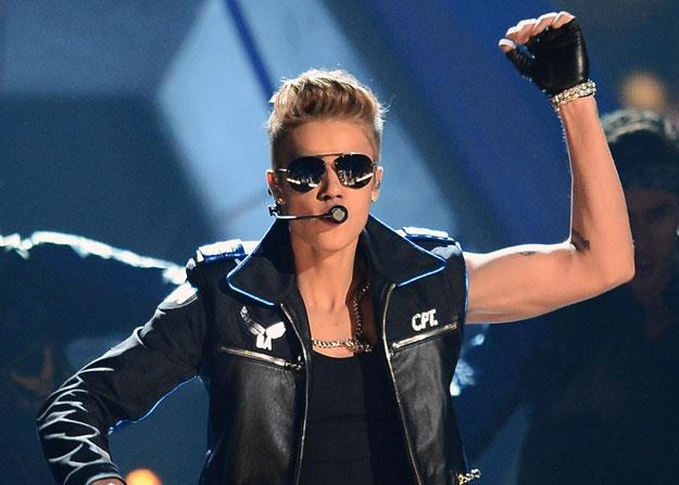 Justin Bieber nie jest winny wypadku fot. Ethan Miller /Getty Images/Flash Press Media