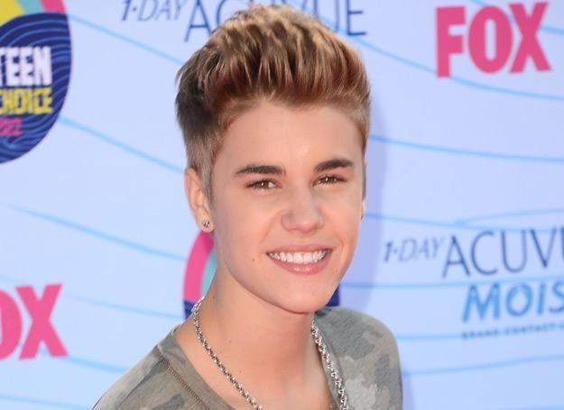"""Justin Bieber otrzymał propozycję zagrania głównej roli w """"50 twarzach Greya"""" - fot. Jason Merritt /Getty Images/Flash Press Media"""