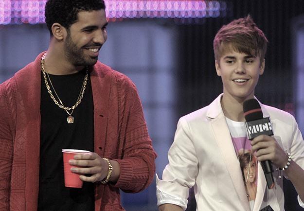 Justin Bieber podpadł Drake'owi - fot. Jag Gundu /Getty Images/Flash Press Media