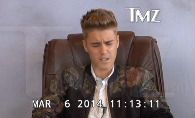 Prawdziwa Twarz Justina Biebera Muzyka W Interiapl