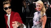 Justin Bieber rozczarował Paris Hilton