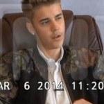 Justin Bieber werbalnie zaatakował pracownicę sądu