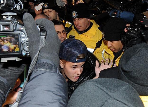 Justin Bieber zgłosił się na komisariat policji w Toronto - fot. Jag Gundu /Getty Images/Flash Press Media