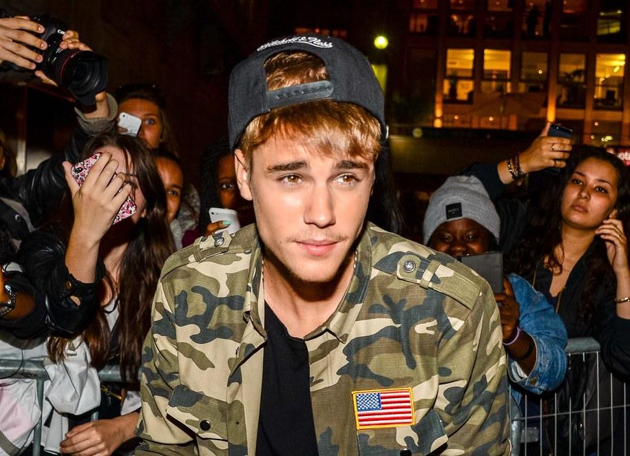 Justin Bieber /Abaca/ABACA    /PAP