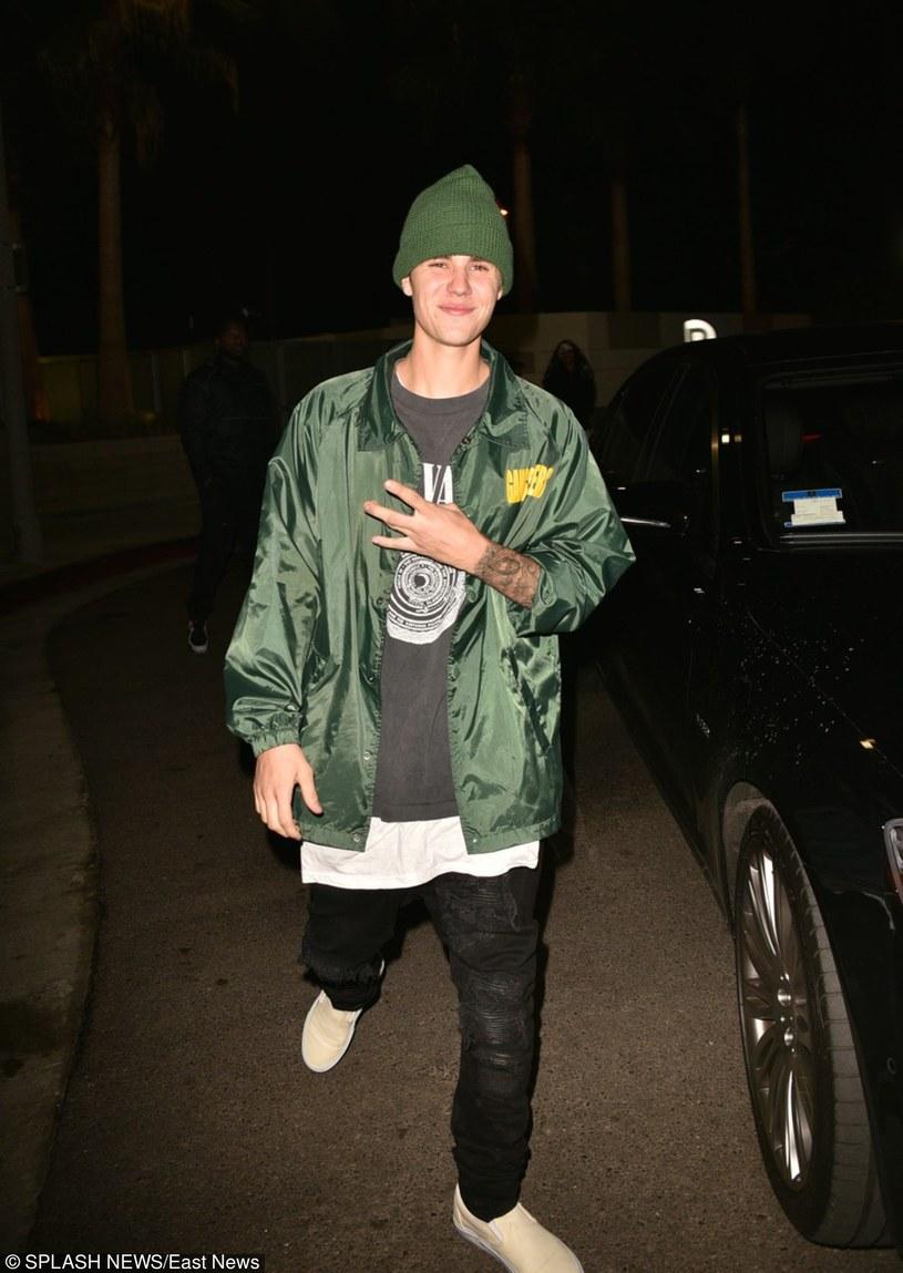 Justin Bieber /- /East News