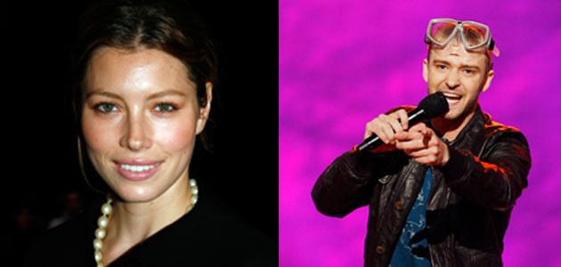 Justin i Jessica, fot. Kevin Winter, Eric Ryan  /Getty Images/Flash Press Media