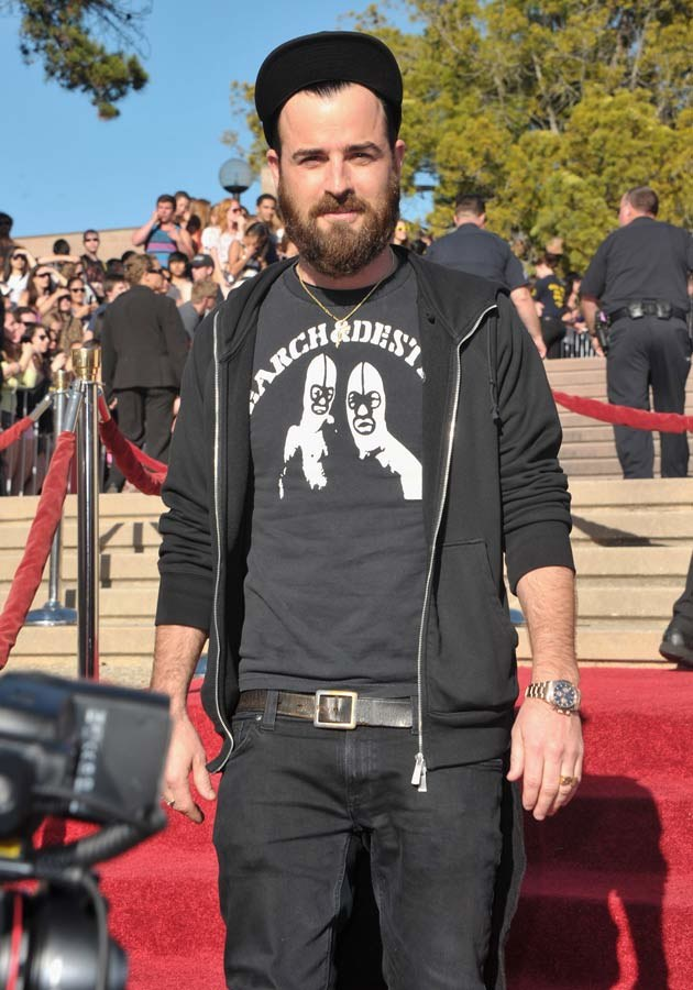 Justin Theroux, fot.Alberto E. Rodriguez  /Getty Images/Flash Press Media