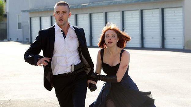 """Justin Timberlake i Amanda Seyfried w filmie """"Wyścig z czasem"""" /materiały dystrybutora"""