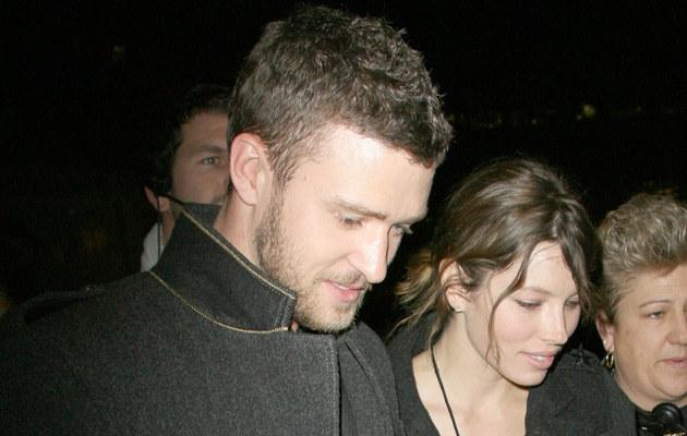 Justin Timberlake i Jessica Biel  /Splashnews