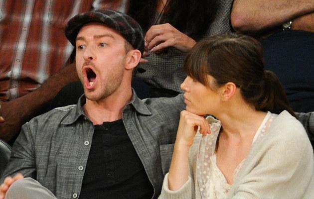 Justin Timberlake i Jessica Biel przechodzą kryzys małżeński! /Noel Vasquez /Getty Images