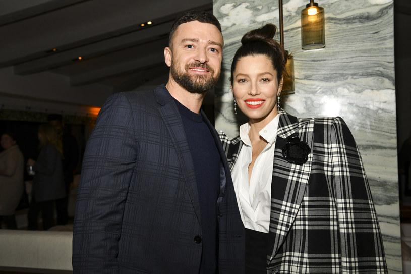 Justin Timberlake i Jessica Biel /Rodin Eckenroth /Getty Images