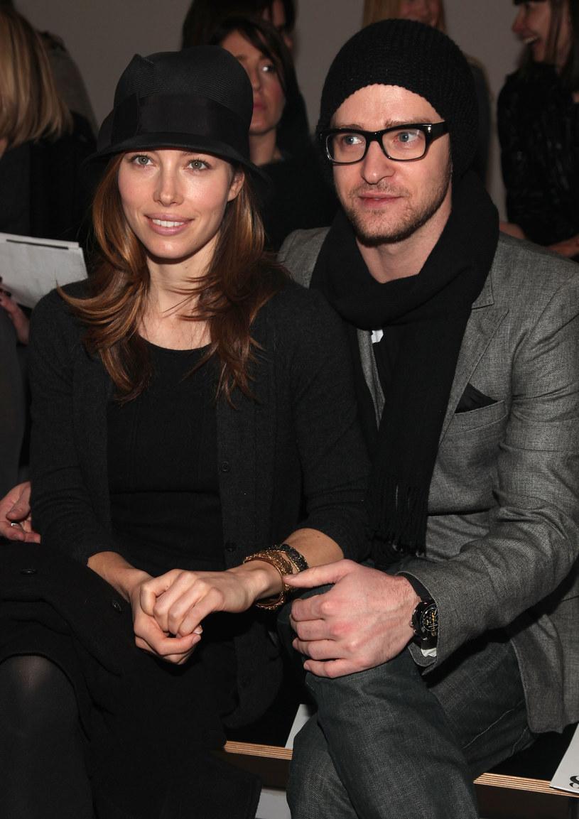 Justin Timberlake kupił żonie z tej okazji drogi prezent! /Astrid Stawiarz /Getty Images