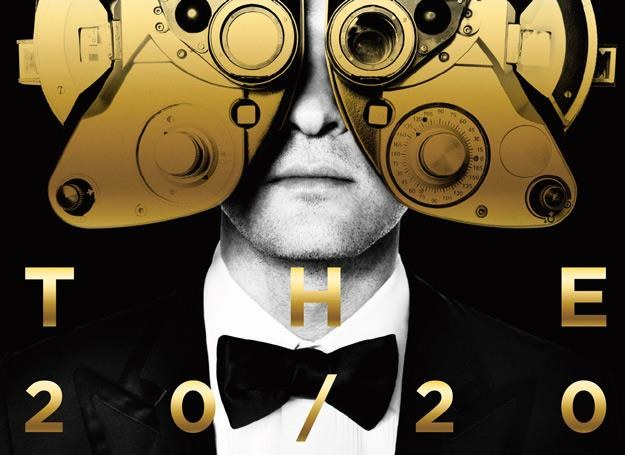 "Justin Timberlake na okładce płyty ""The 20/20 Experience 2 of 2"" /"