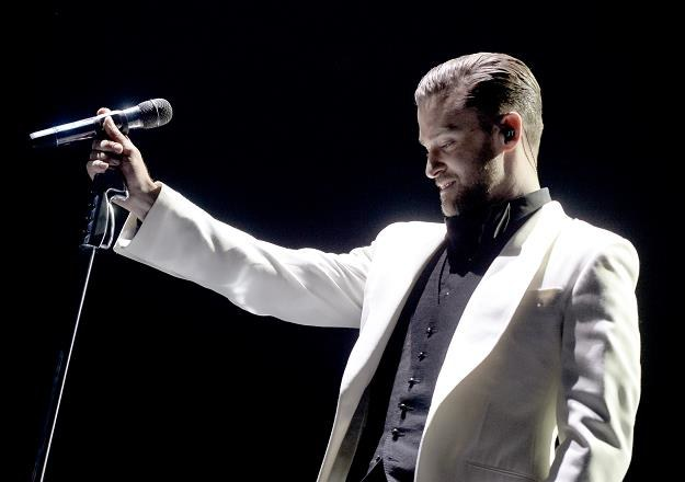 Justin Timberlake opanował kobiece umysły fot. Kevin Winter /Getty Images