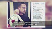 Justin Timberlake świętuje dzień ojca