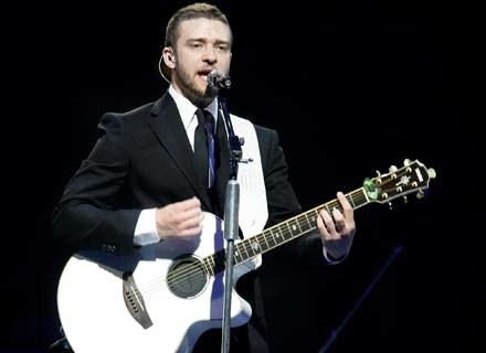 Justin Timberlake szuka talentów w internecie - fot. Dave Hogan /Getty Images/Flash Press Media