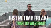 Justin Timberlake trafi do więzienia