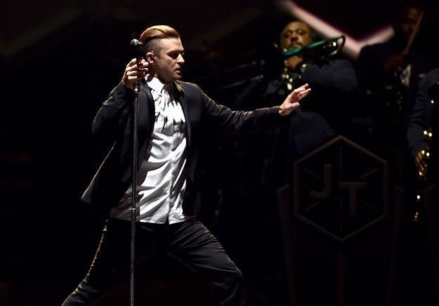 Justin Timberlake zaśpiewa w Gdańsku /arch. AFP