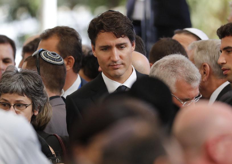 Justin Trudeau /AFP
