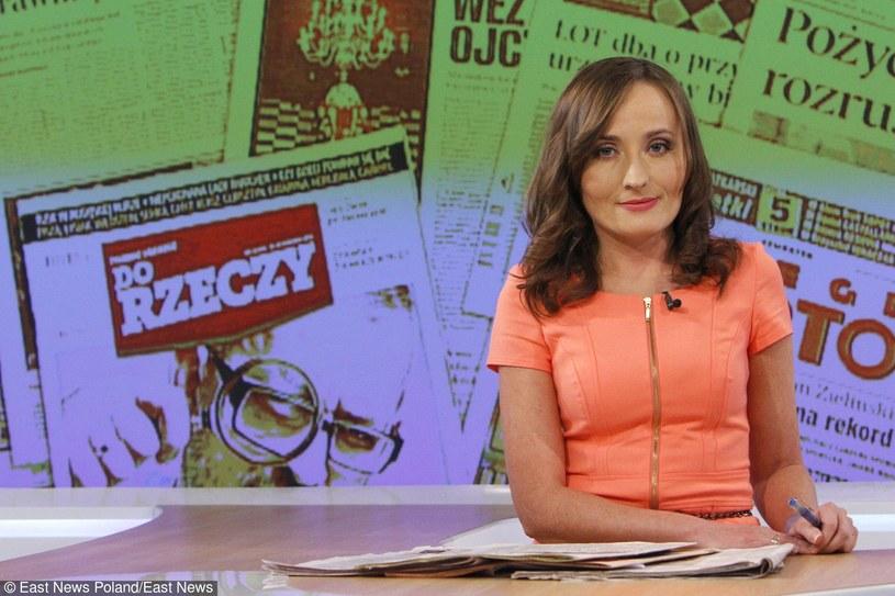 Justyna Dobosz -Oracz /Jarosław Wojtalewicz /East News