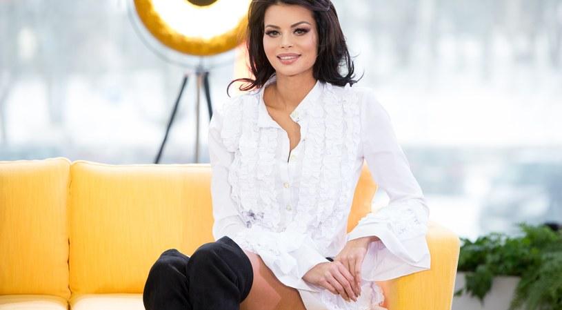 Justyna Gradek chociaż nie ma jeszcze rozwodu, znalazła już nową miłość /Agencja FORUM