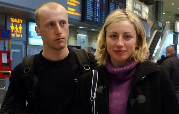 Justyna i Maciej Kreczmer /- /East News