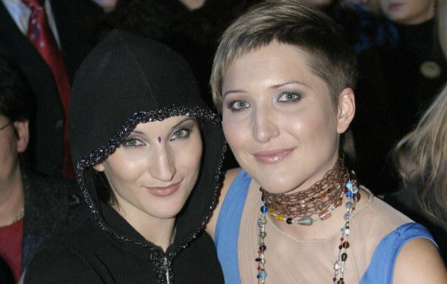 Justyna i Magda, fot.Krzysztof Jarosz  /Agencja FORUM