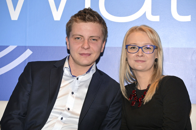 Justyna i Rafał /AKPA